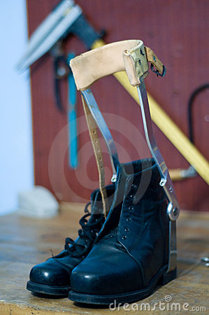 Prosthetics workshop