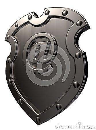 Proteção do Spam