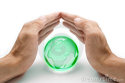 Protect The Earth Concept Stock Image - Image: 10870911