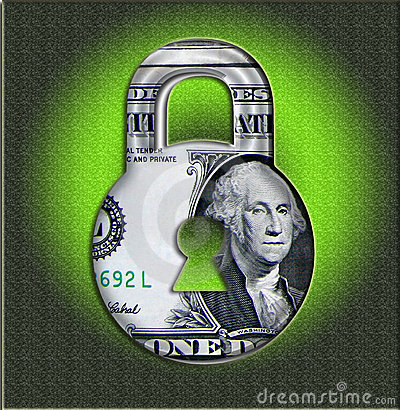 Free Protect Your Money Stock Image - 4578541