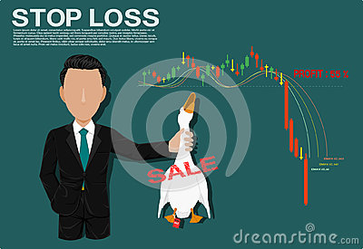 Protect your profit Vector Illustration