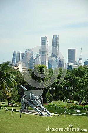 Protecting Singapore