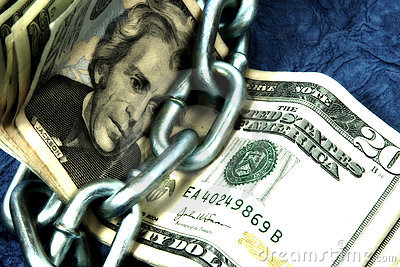 Protecting Your Assets Stock Photo