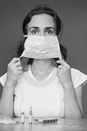 Free Protection Against Flu Stock Images - 31282404