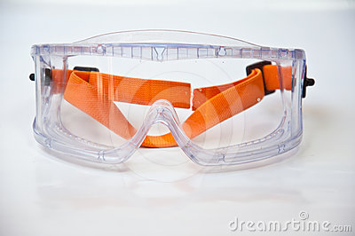Protection eyeglass