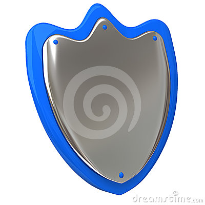 Protection shield 3d
