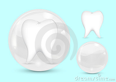 Protection tooth