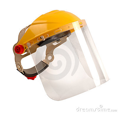 Free Protective Face Shield Stock Photos - 8482983