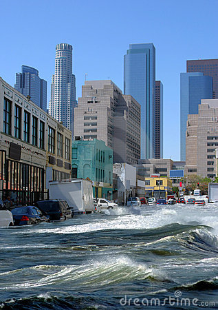 Protegido pelo seguro contra inundações