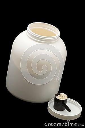 Protein drink.