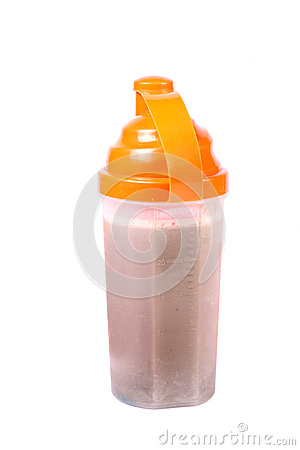 Free Protein Shake Royalty Free Stock Photo - 54406825