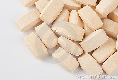 Protein tablets