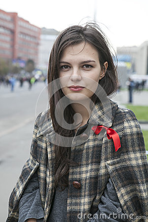 Protest in Moscow 15 September 2012 Editorial Photography