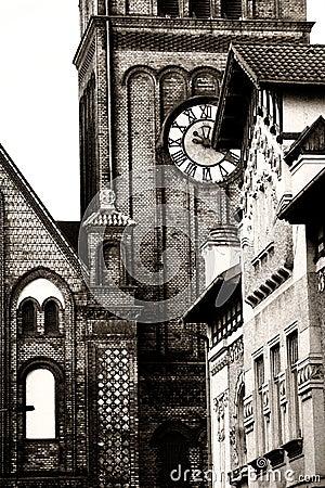 Protestant Church Detail