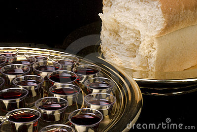 Protestant Communion Elements