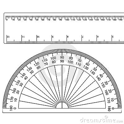 Printable Protractor With Ruler Sei80 Com 2018