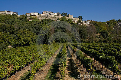 Provençal village