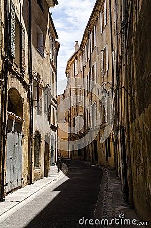 Provençale Rue