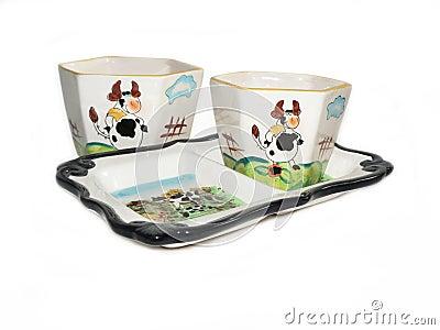Provence ceramics