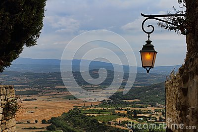 Provence from Gordes