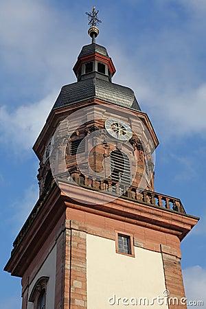 The providence church of Heidelberg