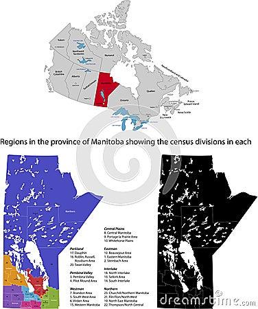 Province of Canada - Manitoba