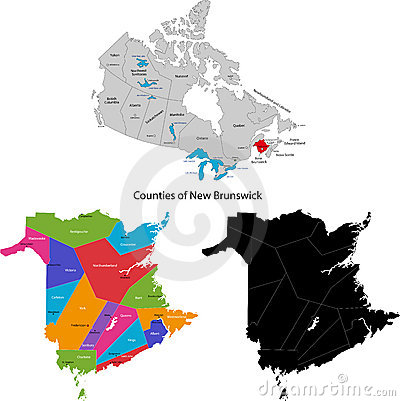 Province of Canada - New Brunswick