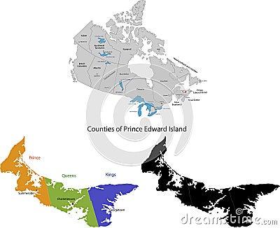 Province of Canada - Prince Edward Island