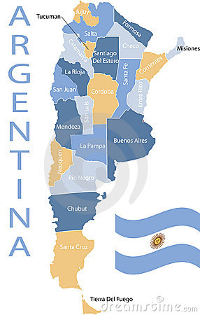 Provinces of Argentina .