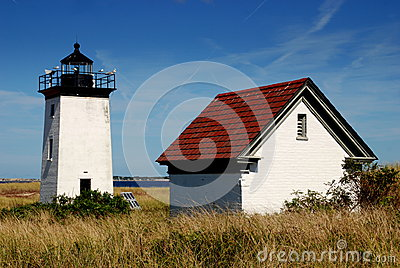 Provincetown, MA: Log Point Lighthouse