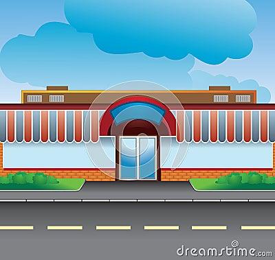 Provincial shop