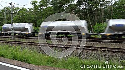 Przelotni zafrachtowania i pociągi pasażerscy - tropić strzał zbiory