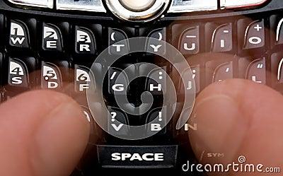 Przesyłanie wiadomości tekst