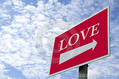 Przyglądająca miłość
