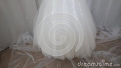 Przykładowa suknia ślubna zbiory