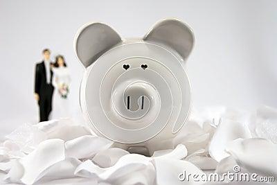 Przyszłości finansowej małżeństwo.