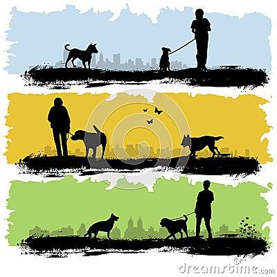Psi ludzie