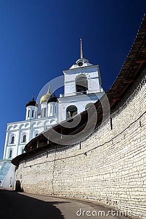 Free Pskov. The Kremlin. Stock Photos - 1557033