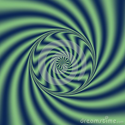 Free Psychedelic Wind Spiral.  Digital Abstract Image With A Psychedelic Spiral Royalty Free Stock Image - 56461196