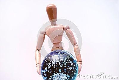 Psychic mannequin