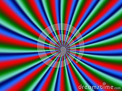 Psychological spiral