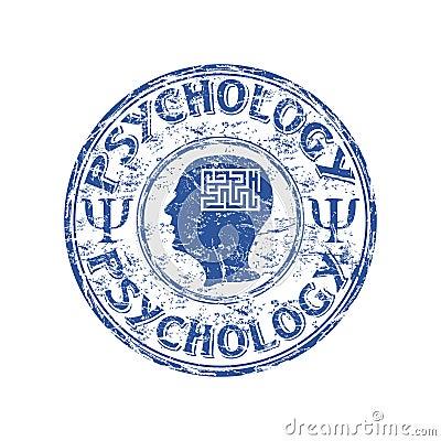 Psychologii pieczątka