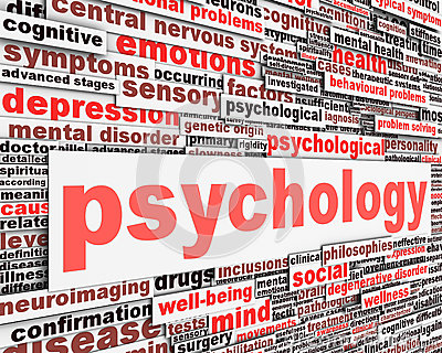 Psychology message conceptual design