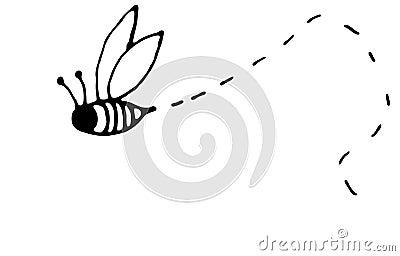 Pszczoła zajęty