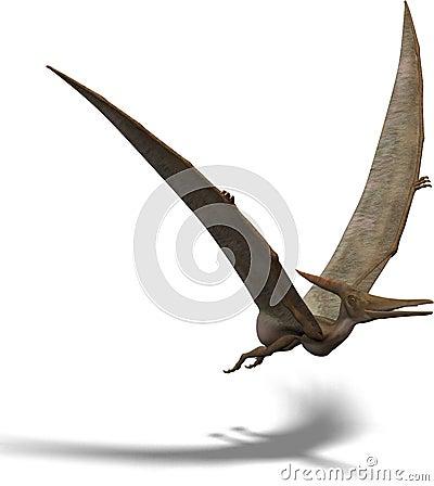 Free Pteranodon Stock Photo - 529080
