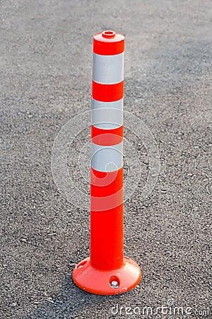 PU lane divider
