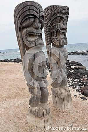 Pu uhonua O Honaunau   Big Island Hawaii