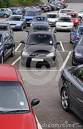 Public car park