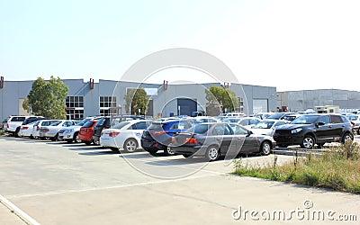 Public carpark