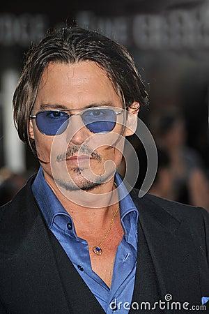 Public Enemy,Johnny Depp Editorial Image